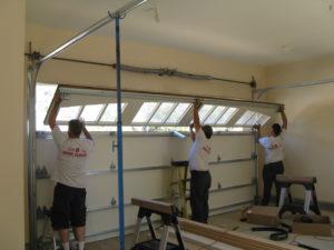 Garage Door Opener Installation Webster