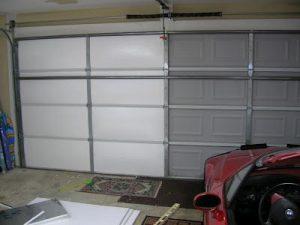 Garage Door Insulation Webster