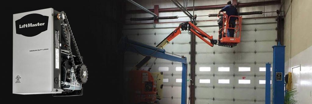 Commercial Garage Door Service Webster