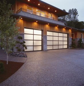 Glass Garage Doors Webster